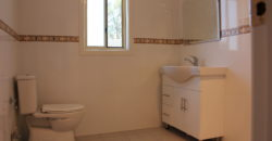 Spacious living & with updated fixtures to love